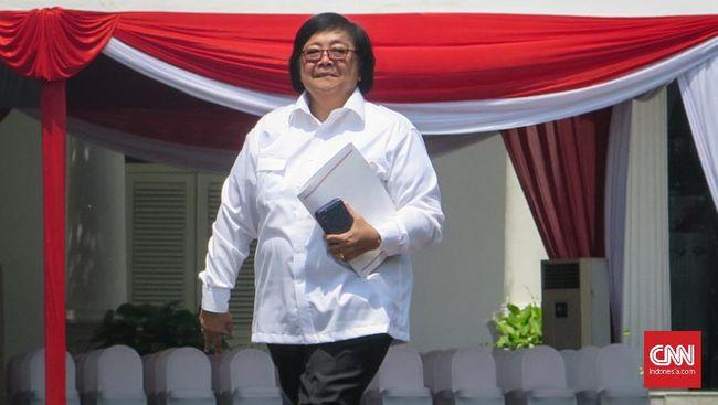 Siti Nurbaya mengatakan Presiden Joko Widodo meminta dirinya melanjutkan program-program yang sudah dilakukan, serta menuntaskan masalah di periode pertama