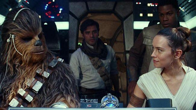 Rotten Tomatoes memberi nilai hanya 52 persen untuk The Rise of Skywalker, paling rendah dari semua film dalam waralaba Star Wars.