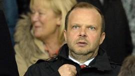Wakil Presiden Man Utd Ed Woodward Mundur pada Akhir 2021