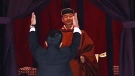 Cegah Corona, Kaisar Jepang Tak Sapa Warga saat Tahun Baru