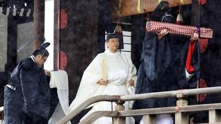 Kaisar Jepang Dilantik hingga Raja Thailand Cabut Gelar Selir