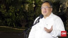 Menristek Sindir Pemerintah Borong Ventilator Corona Impor