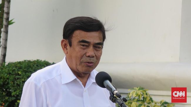 Menteri Agama Fachrul Razi akan menjadi penceramah dalam salat Jum'at di Masjid Istiqlal, Jum'at (1/11).