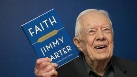 Eks Presiden Carter Minta Akhiri Diskriminasi Minoritas di AS