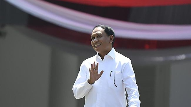 Politikus Golkar Zainudin Amali resmi ditunjuk menjadi Menpora Kabinet Indonesia Maju periode 2019-2024 oleh Presiden Joko Widodo.