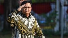 Lanjutkan Safari Alutsista, Prabowo Temui Menhan Prancis