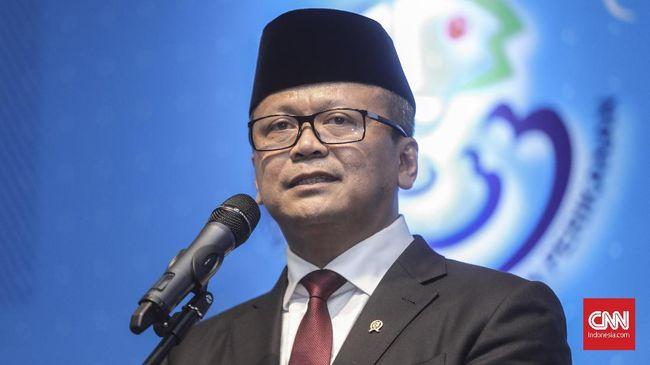 Menteri Edhy menengarai peningkatan aktivitas pencurian ikan oleh kapal asing di tengah upaya penanganan wabah virus corona.