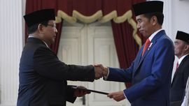 Media Asing Soroti Persoalan HAM Prabowo di Kabinet Jokowi