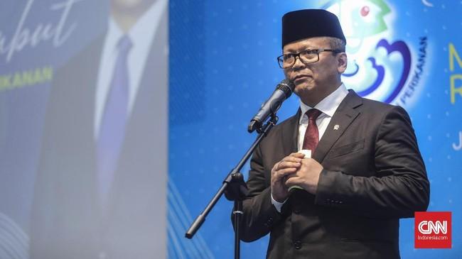 KKP Buka Suara soal Penangkapan Menteri Edhy Prabowo