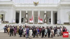Menteri Bikin Gaduh Tahun Pertama Jokowi-Ma'ruf
