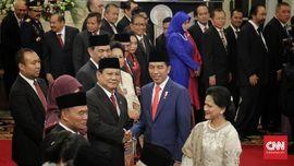 16 Menteri dari Partai dan Kuda-kuda Hadapi Pemilu 2024