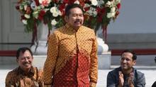 Jaksa Agung Tak Larang Namanya Muncul di Kasus Jaksa Pinangki