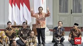Mahfud Sebut Isu Presiden 3 Periode Menjerumuskan Jokowi