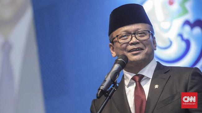 Menteri Edhy Prabowo sempat dirawat di ICU, namun kini keadaannya sudah berangsur baik dan dinyatakan negatif corona usai tes swab.
