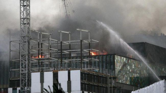 Sedikitnya lima orang tewas dan belasan terluka akibat ledakan gas di sebuah apartemen di Slovakia.