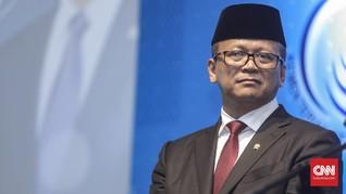 Jubir Nonaktif Benarkan Menteri Edhy Dirawat di ICU RSPAD