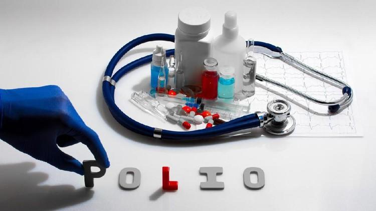 Berikut ini data WHO terkait kasus kematian akibat polio di dunia.