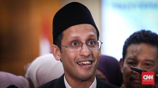 Federasi Serikat Guru Indonesia punya sederet alasan memberi rapor merah kepada Menteri Pendidikan dan Kebudayaan Nadiem Makarim.