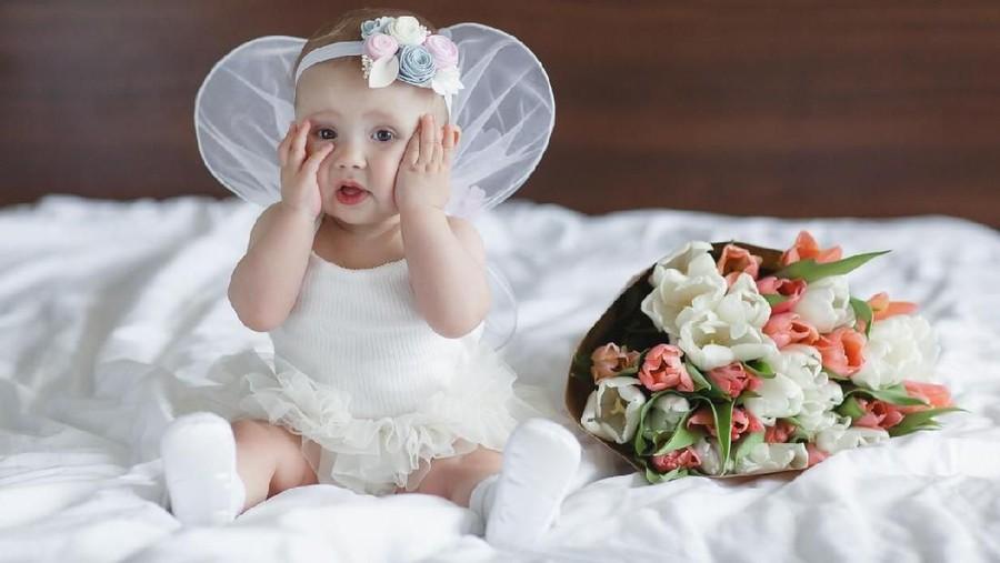 15 Inspirasi Nama Bayi Perempuan Awalan A Bermakna Istimewa