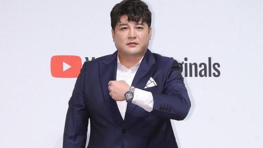 Shindong Super Junior Pamer Bentuk Tubuh Barunya