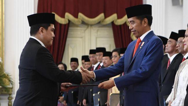 Menteri BUMN Erick Thohir akan membubarkan 7 BUMN, salah satunya Kertas Kraft Aceh yang pernah menjadi tempat kerja Jokowi. Berikut profilnya.