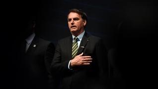 Presiden Brasil Positif Idap Virus Corona