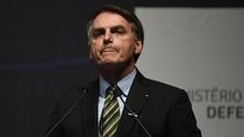 Presiden Brasil Kembali Tes Corona usai Alami Demam