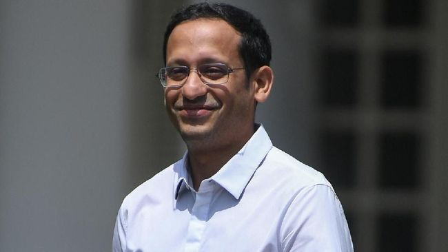 Nadiem Makarim menyatakan Presiden Jokowi mempertanyakan program studi di kampus saat ini sudah banyak tertinggal dengan perkembangan industri yang ada.