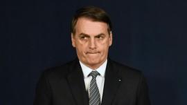 Presiden Brasil Bolsonaro, Penentang Lockdown yang Kena Covid