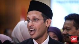 Nadiem: Indonesia Telat Buka Sekolah Dibanding Negara Lain