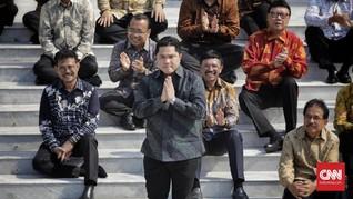 Erick Thohir Bagi-bagi Tugas ke Wamen BUMN