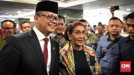 Meme Kocak Susi Pudiastuti Usai Edhy Prabowo Dicokok KPK