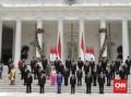 Rangkap Jabatan dan Gaji Dobel Pejabat Istana Era Jokowi