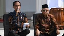 ICJR Beri Rapor Merah Kinerja 2 Tahun Jokowi-Ma'ruf