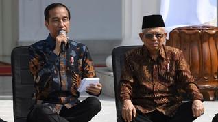 Jokowi Terinspirasi Film Tom Hanks Hadapi Tekanan Ekonomi