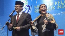 Perbandingan Jumlah Cuitan Bu Susi, Menteri KKP, Edhy Prabowo