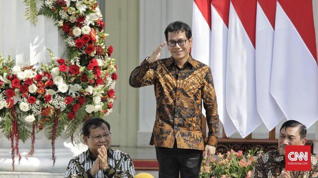 Presiden Jokowi mengisyaratkan ikhlas bakar duit untuk mempromosikan pariwisata Indonesia.