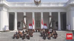 Tanggapi PKS, Istana Baru Dengar Ada Revisi UU Cipta Kerja