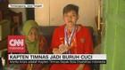VIDEO: Kapten Timnas Jadi Buruh Cuci