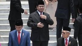 Prabowo: Saya Bersaksi Jokowi Bekerja demi Kepentingan Rakyat