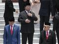 Keluarga Korban Pelanggaran HAM Desak Jokowi Copot Prabowo