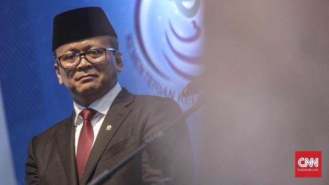 Menteri KKP Edhy Prabowo enggan menanggapi kritik soal rencana ekspor benih lobster yang disampaikan Susi Pudjiastuti.