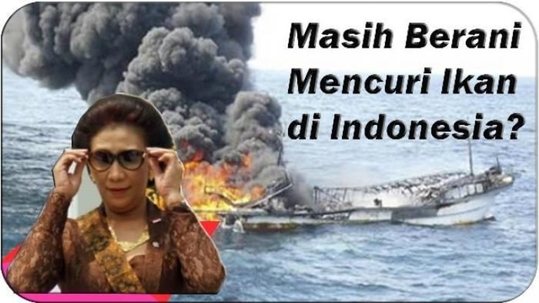 Meme-meme yang banyak dibuat dimulai dari aksi Susi Pudjiastuti yang menenggelamkan kapal yang berhasil mencuri perhatian.