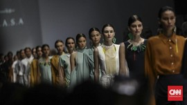 Lorong Waktu Empat Desainer di Panggung 'Masa' JFW 2020