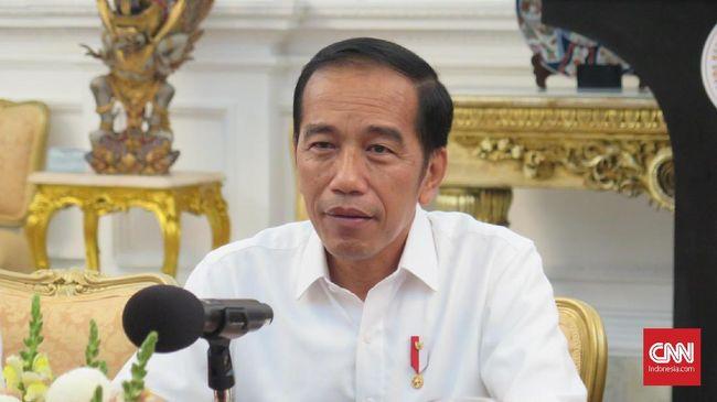 Jokowi mengatakan sebelumnya pernah ada menteri agama dari kalangan militer. Pada era Orde baru, dua tokoh dari kalangan tentara menjabat menteri agama.