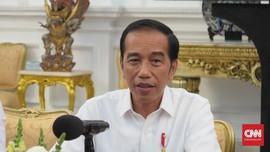 Typo Usia Pimpinan KPK, Jokowi Sempat Kirim Surat DPR