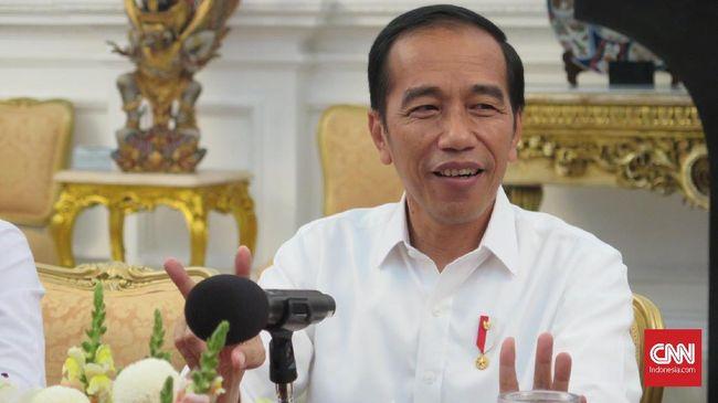 Jokowi mengaku tak mempersoalkan cara berpakaian yang menjadi pilihan individu, namun dia meminta publik maklum jika ada instansi yang membuat aturan berbusana.