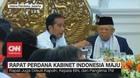 VIDEO - Jokowi: Tidak Ada Namanya Visi & Misi Menteri