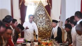 Jokowi, Menteri, dan Ketua DPR Tak Dapat Gaji ke-13