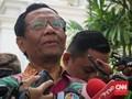 Mahfud MD Sebut Grasi Jokowi untuk Annas Tak Hapus Pidana